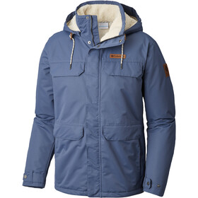 Columbia South Canyon Lined Veste Homme, dark mountain